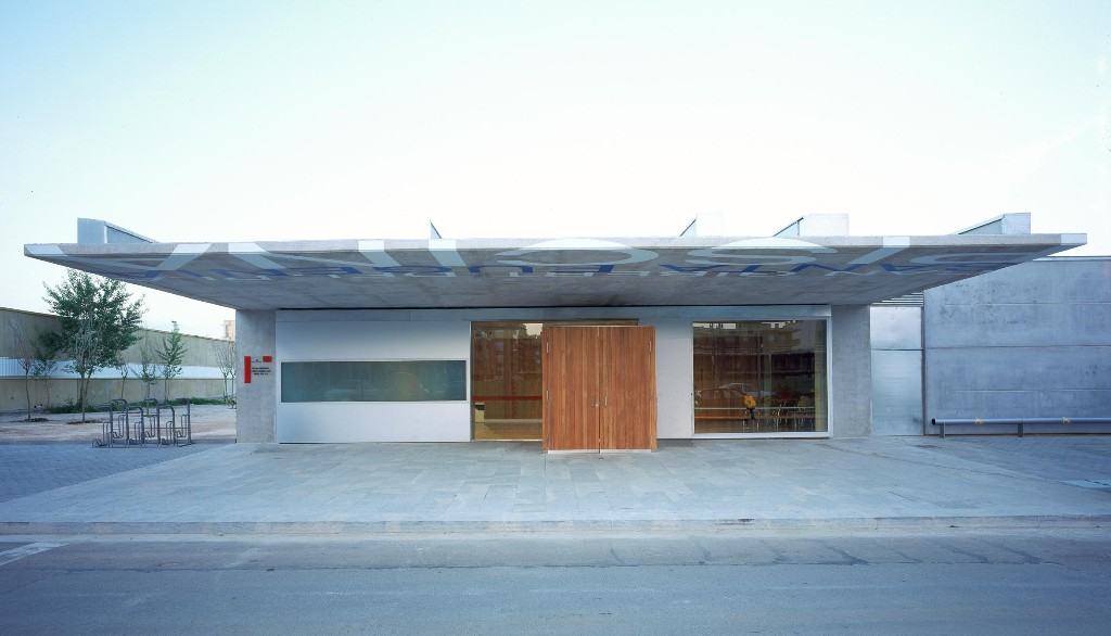 Arcadi pla s a empresa constructora a la ciutat de girona for Piscina municipal girona